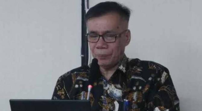 Ketua Penyusunan proposal Universitas Perguruan Tinggi Badan Hukum (PTNBH) Andalas, Mansyurdin