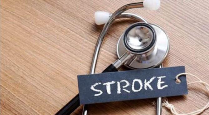 ilustrasi stroke