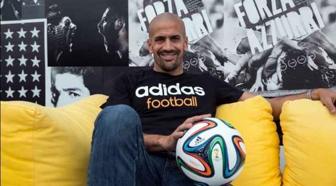 Mantan pemain timnas Argentina, Juan Sebastian Veron