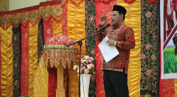 Wakil Walikota Solok, Reinier ajak masyarakat dukung Visit kota Solok 2020