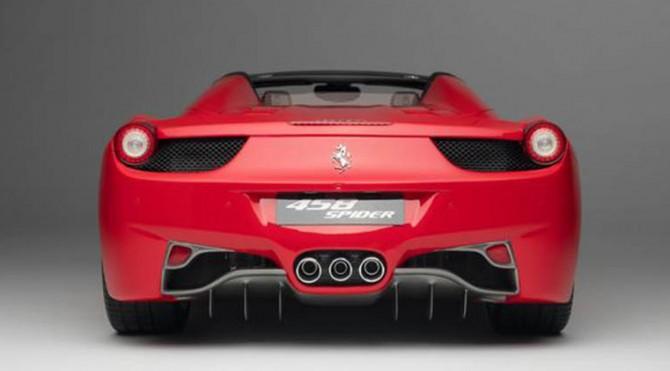 Ferrari 330 GTC Zagato convertible