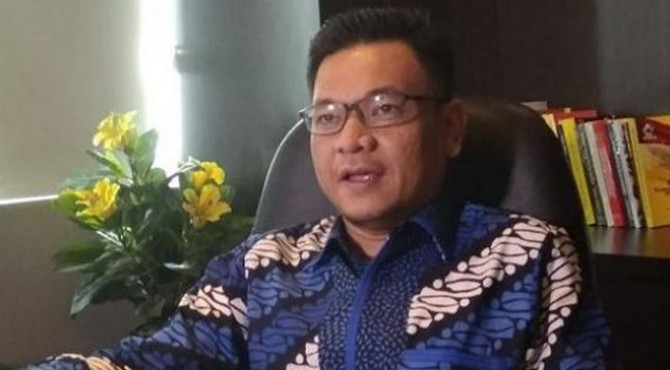 Anggota DPR RI Fraksi Golkar, TB Ace Hasan Syadzily.