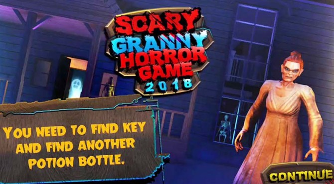 Game Scary Granny