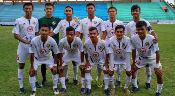 Tim Semen Padang U-17