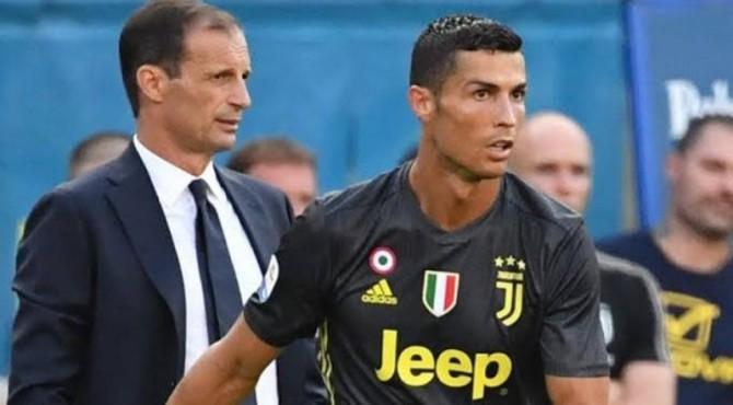 Ronaldo dan Allegri