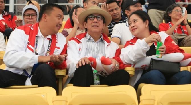 Imam Nahrowi, Yosanan Laoly dan Puan Maharani Minta Malaysia Minta Maaf Secara Diplomatik