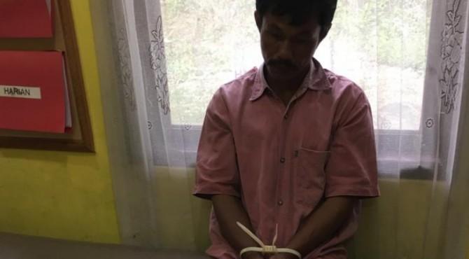 Tersangka pencurian dan pembuat laporan palsu terancam mendekam di penjara dalam waktu lama