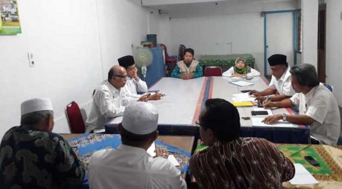 Rapat Pembahasan Qimat Zakat Fitrah