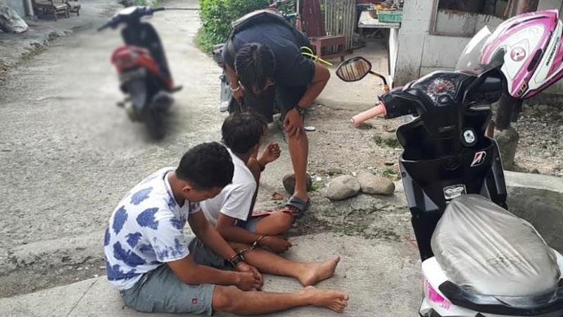 Penangkapan atlet panahan diduga terlibat aksi jambret di Padang