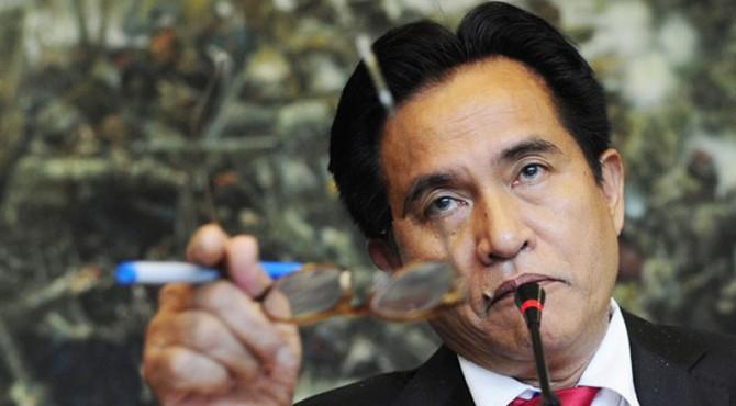 Yusril, Bakal Calon Gubernur DKI Jakarta 2017 sedang merapat ke partai-partai besar untuk bersiap hadapi Pilkada DKI 2017