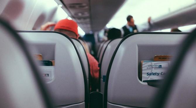 penumpang dalam pesawat