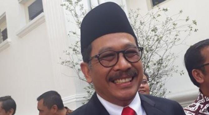 Wakil Menteri Agama Zainut Tauhid.