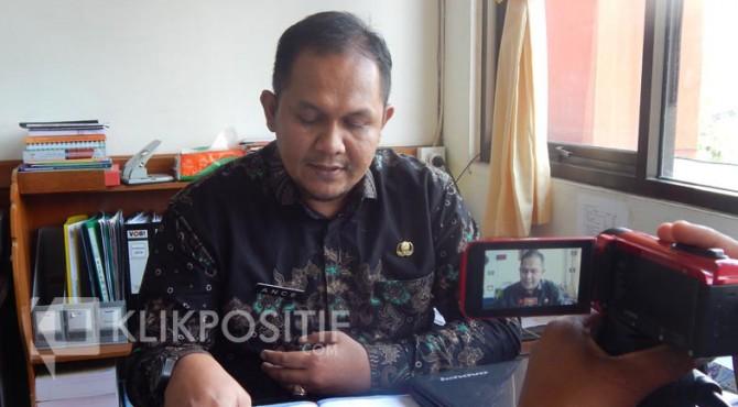 Kabid Pemberdayaan Sosial Dinas Sosial Kota Payakumbuh, Ance Alfiando.