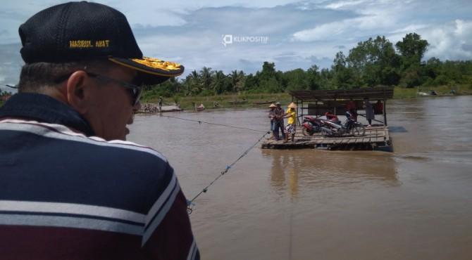 Kondisi Nagari Katiagan,  Kabupaten Pasaman Barat 2017 lalu