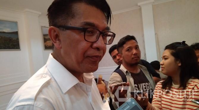 Deputi Bidang Promosi Penanaman Modal Badan Koordinasi Penanaman Modal (BKPM) Pusat, Himawan Hariyoga