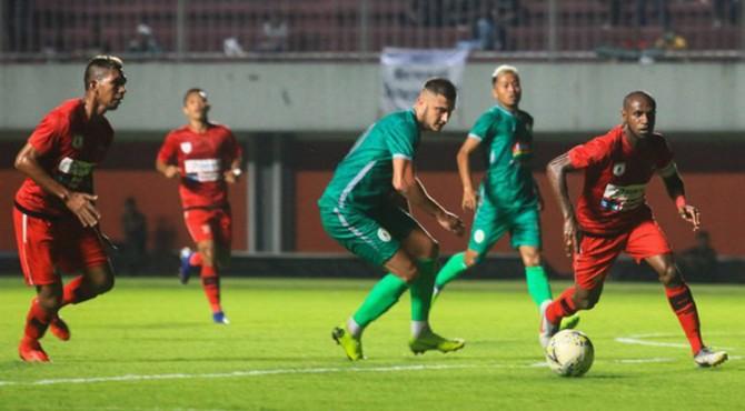 PSS menang 3-1 saat melawan Arema FC di laga perdana Liga 1