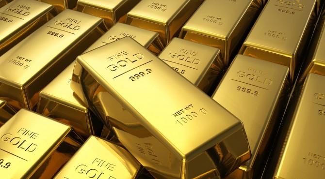Transaksi Hari Ini Harga Emas Alami Penurunan