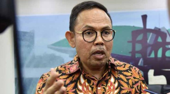 Anggota Komisi IV DPR RI Andi Akmal Pasluddin.