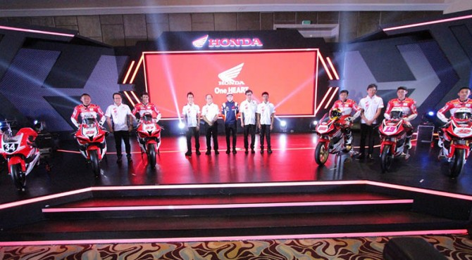 Tim balap Astra Honda Racing Team