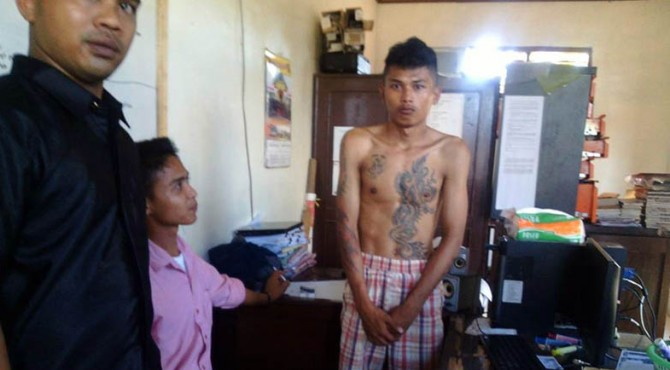 Refdi Putra alias Buyuang Nehi