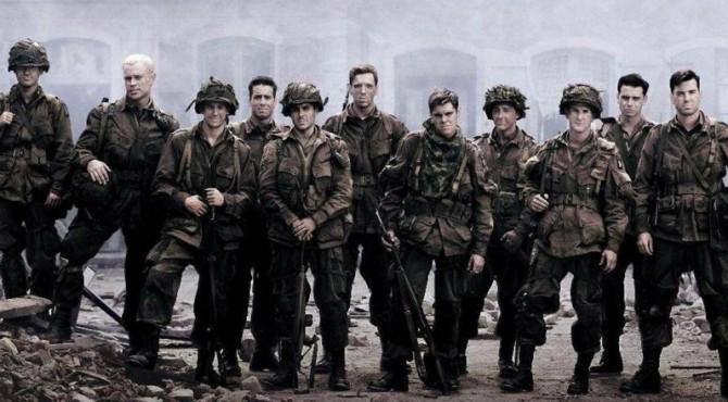 Seial Band of Brothers