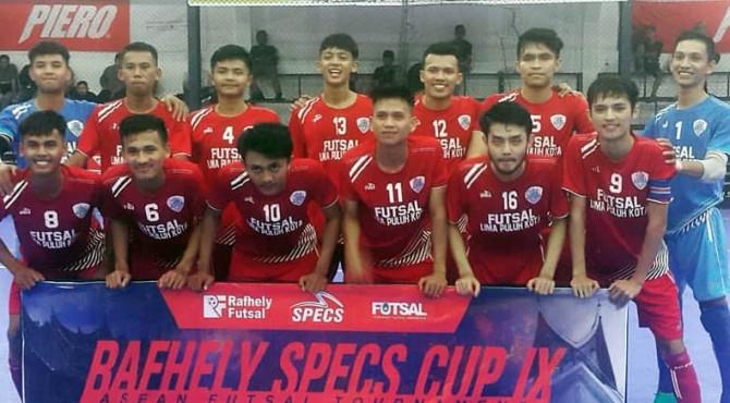 Tim Futsal Limapuluh Kota