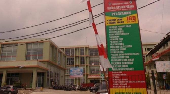 RSUD Rasidin Padang