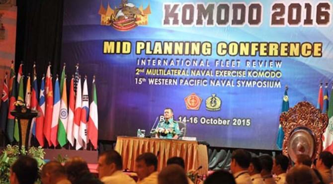 Mid Planning Conference Komodo 2016