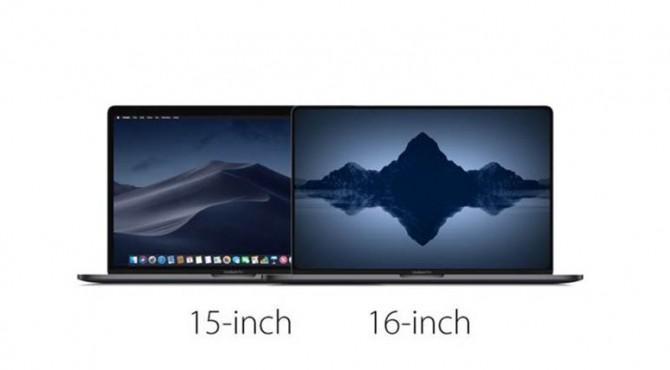 MacbookPro 16 Inci