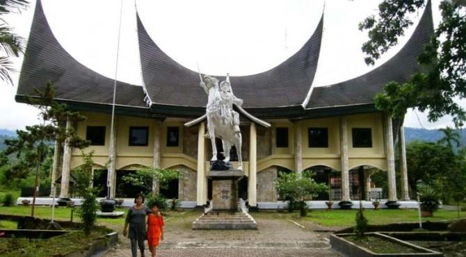 Museum Tuanku Imam Bonjol di Kecamatan Bonjol