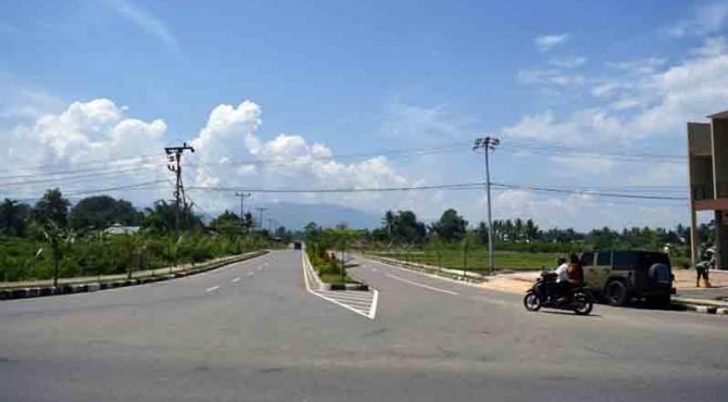 Jalur batas Kota Payakumbuh
