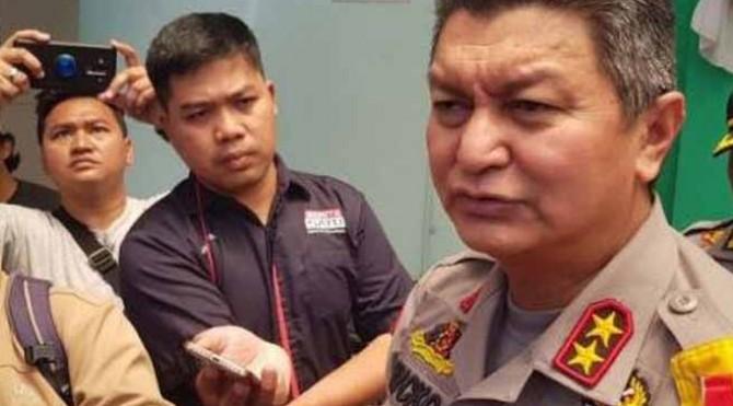 Kapolda Jawa Tengah Irjen Rycko Amelza Dahniel.