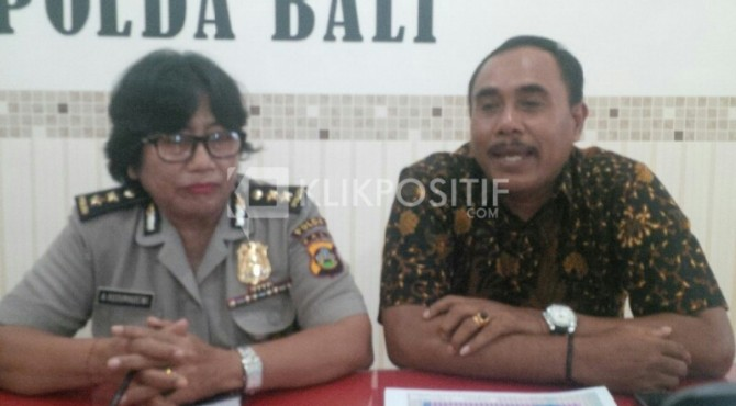 Ekspos Penyelidikan Reklamasi di Tanjung Benoa oleh Polda Bali