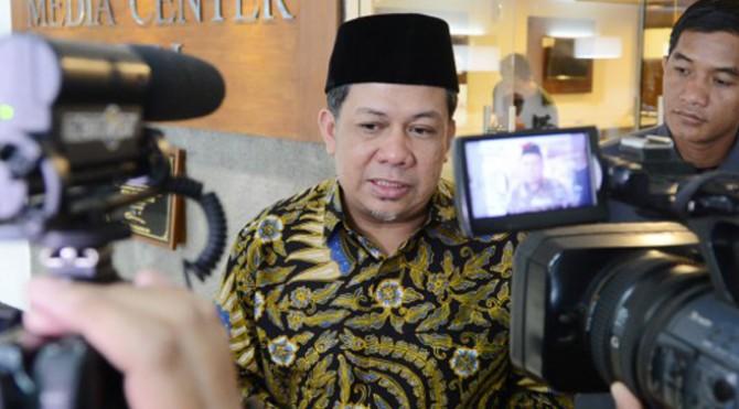 Mantan Wakil Ketua DPR RI Fahri Hamzah