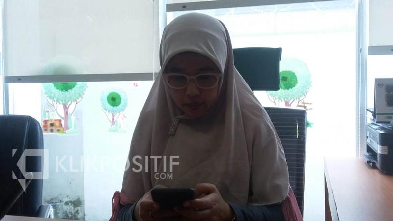 Kabid Penagihan dan Keuangan BPJS Cab Payakumbuh, Fristy Lahira Defivenni.