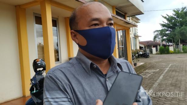 Kepala Kantor Kesbangpol Payakumbuh Budi Permana.
