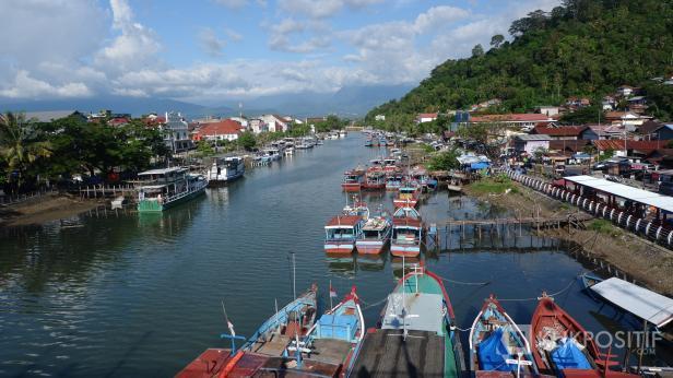 Pelabuhan Muaro Padang