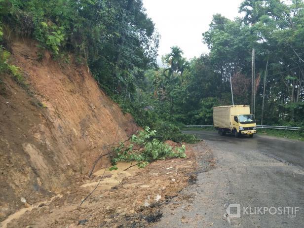 Potensi bencana saat Pesisir Selatan diguyur hujan lebat