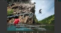 Tweet Presiden Jokowi tentang Cliff Jump di Pulau Sironjong, Pessel.