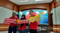 Peluncuran program IDCamp Indosat Ooredoo di Universita Andalas
