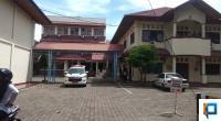 Suasana Diluar Balai Diklat Kemenag Padang Baru, Kota Padang