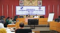 Lokakarya Kepemimpinan Perguruan Tinggi.