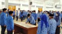 Bupati Tanah Datar Eka Putra melantik 298 pejabat Administrator, pengawas, dan kepala UPT Puskesmas