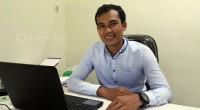 Yusran, anggota IMA Chapter Padang.