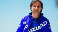 Davide Brivio dari tim Suzuki MotoGP