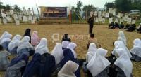 DR. Sulaiman Juned Menyampaikan Pentingnya Belajar Literasi Dihadapan Pelajar
