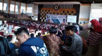 Job fair yang digelar di UNP.