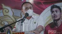 Ketua Umum PSSI Mochamad Iriawan