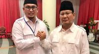 Andre Rosiade bersama Prabowo Subianto