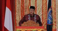 Wali Kota Payakumbuh Riza Falepi yang juga Ketua Satgas Penanganan COVID-19 Kota Payakumbuh